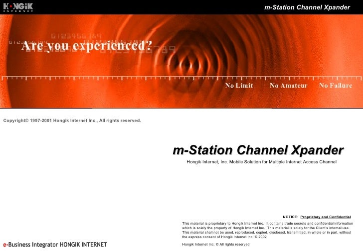 m-Station Channel Xpander5 020325