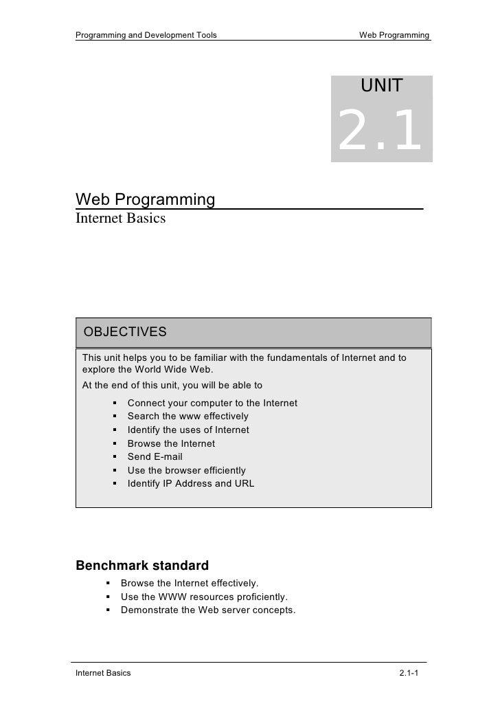 Programming and Development Tools                                Web Programming                                          ...