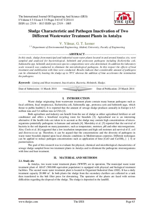 The International Journal Of Engineering And Science (IJES) || Volume || 3 || Issue || 3 || Pages || 63-67 || 2014 || ISSN...