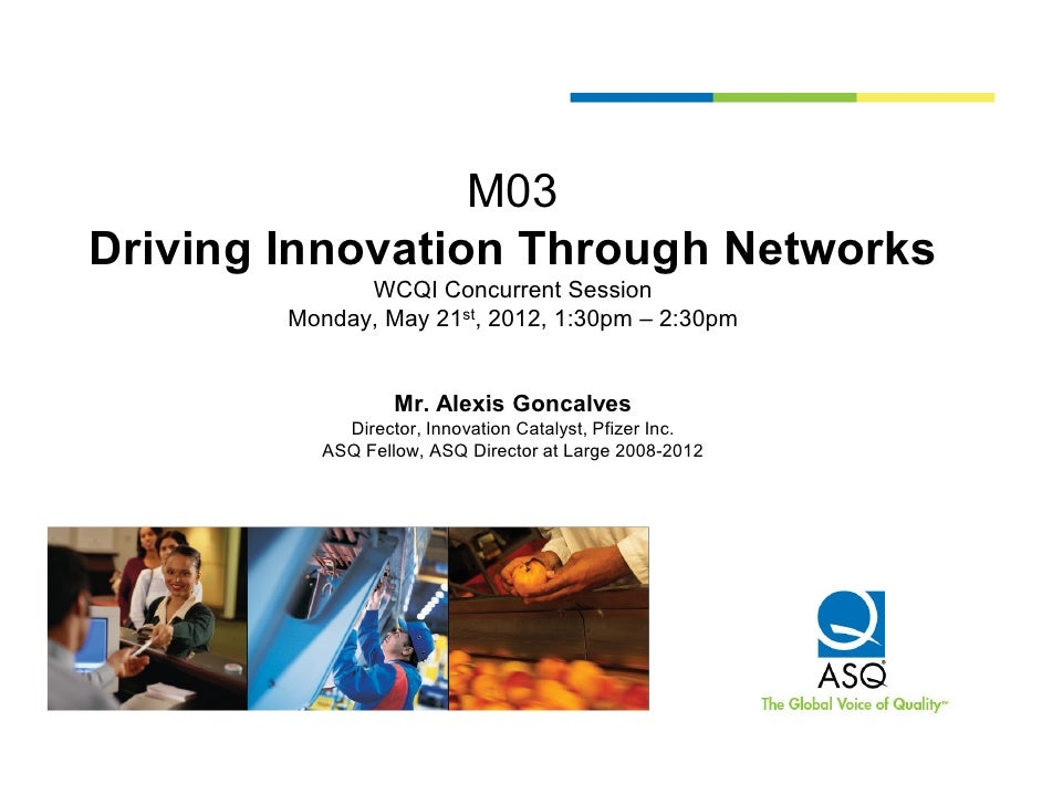 Driving Innovation Through Networks