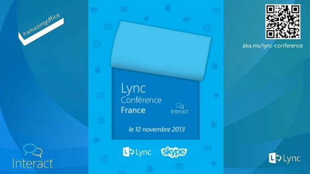 Lync - Situation de crise, sites censibles et communications unifiées