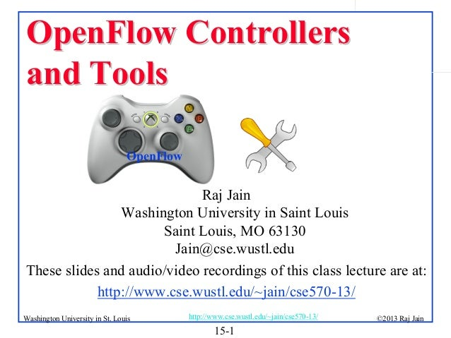 OpenFlow Controllers and Tools