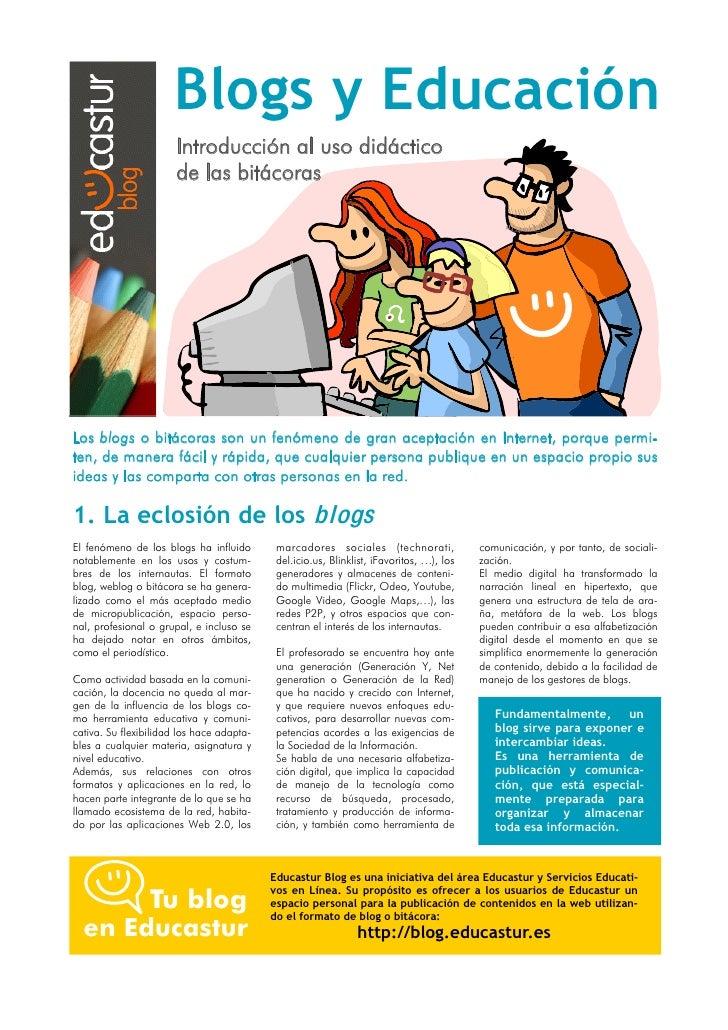 M1 B2 A3 Blogs Y Educacion Educastur