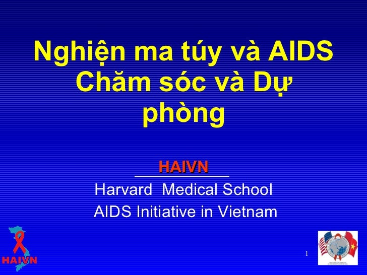 Drug Addiction Hiv Vn