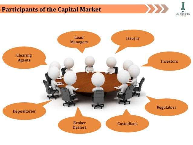 Role of participants in forex market
