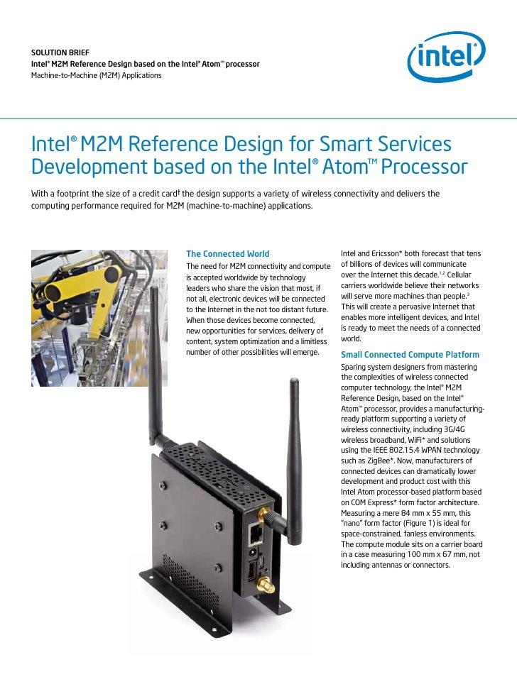 M2m technical-white-paper