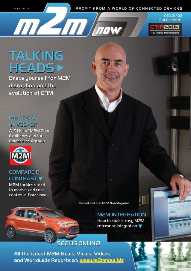 Interview with Joe Dunsmore, Digi CEO