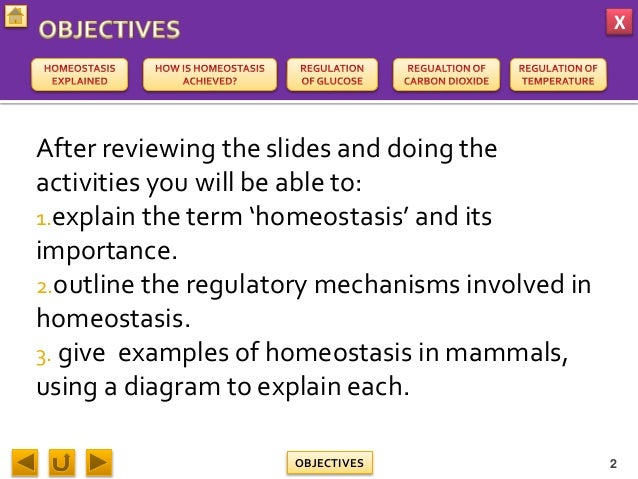 concept of homeostasis essay Homeostasis can be defined as the stable state of an organism and of its the concept of the regulation of the internal environment was described by french.