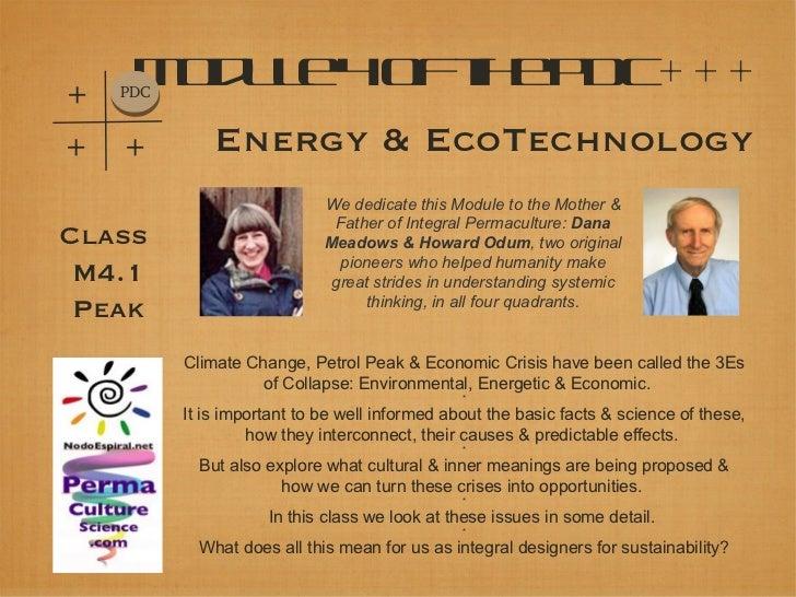 +     M d l 4o t eP      o ue    PDC             f h DC+ + ++   +         Energy & EcoTechnology                          ...