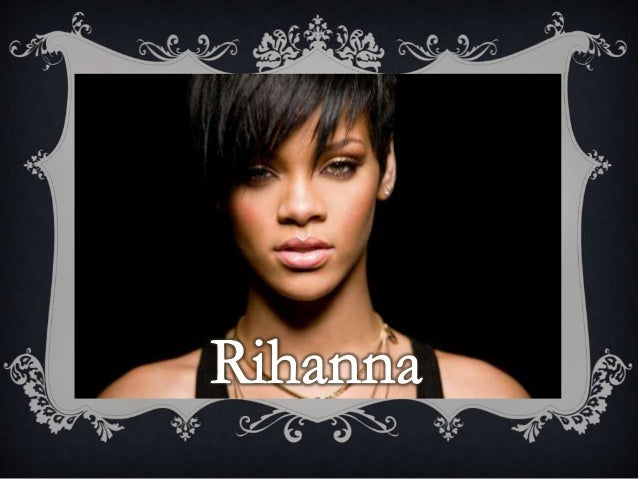      Real name: Robyn Rihanna Fenty Born on February 20th 1988 Born in Saint Michael, Barbados Occupation: Recording A...