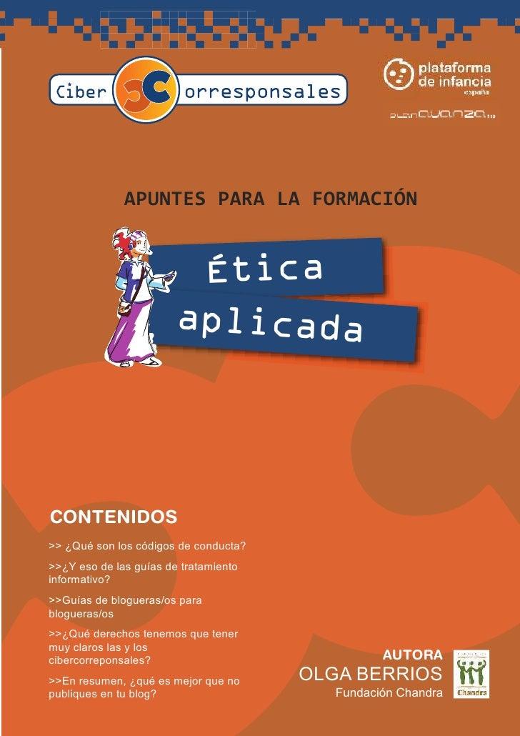 M6  Etica