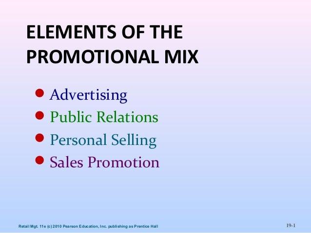 M8 promotional elements