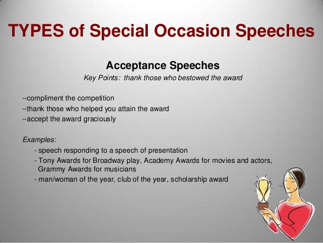 speech of gratitude example An appreciation of a teacher speech should be short and sincere our speeches express gratitude to a teacher for all he/she has done they speak about his/her success as a teacher and how he/she has inspired his/her pupils.