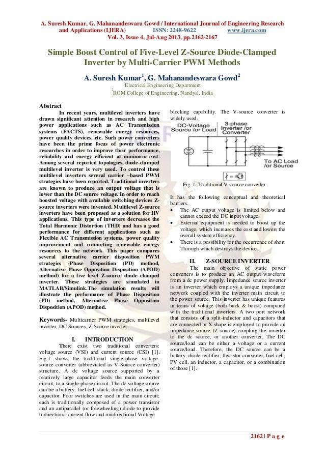 A. Suresh Kumar, G. Mahanandeswara Gowd / International Journal of Engineering Research and Applications (IJERA) ISSN: 224...