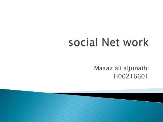 Maaaz ali aljunaibiH00216601