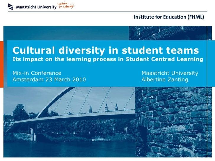 Maastricht University - Albertine Zanting