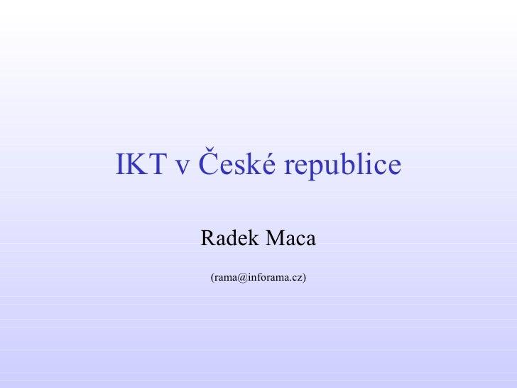 Maca ik tv_cechach_povodne