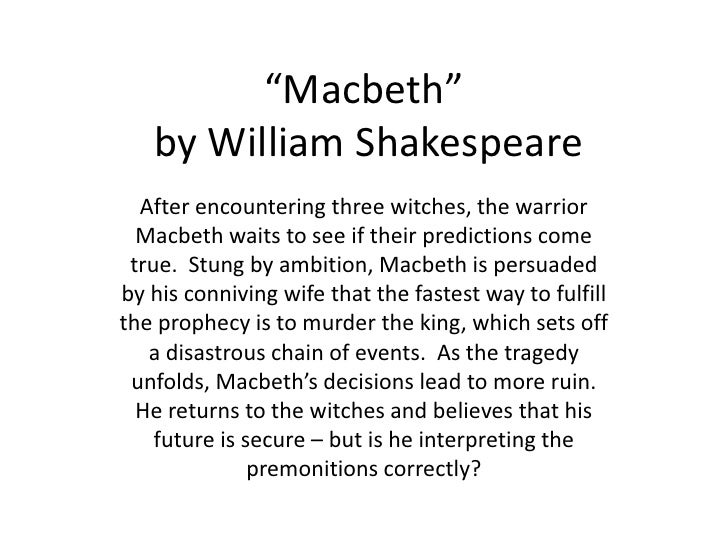 macbeth relationship analysis i found the This article advances the thesis that shakespeare's play, macbeth, is best  understood as a drama  to end by the vicissitudes of a failed self/self-object  relationship and the attempted repair of this relationship  how does analysis  cure.