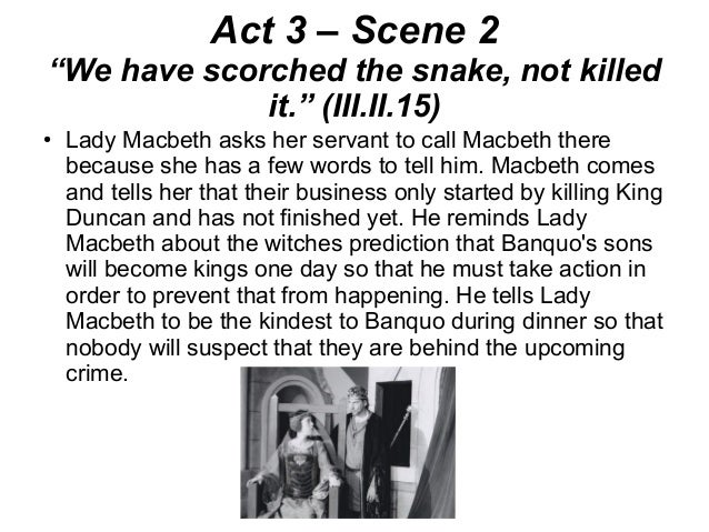 Downfall of macbeth essay
