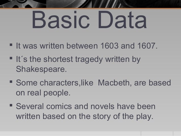 an analysis of the witches actions and the general story in macbeth a play by william shakespeare Macbeth by william shakespeare william shakespeare's play the tragedy of macbeth , or macbeth , is one of his shorter tragedies, and was probably written between 1599-1606 shakespeare penned the play during the reign of james v1, who was a patron of the playwright's acting company.