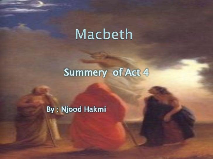 Macbeth, act 4 scene 1 2-3 by njood