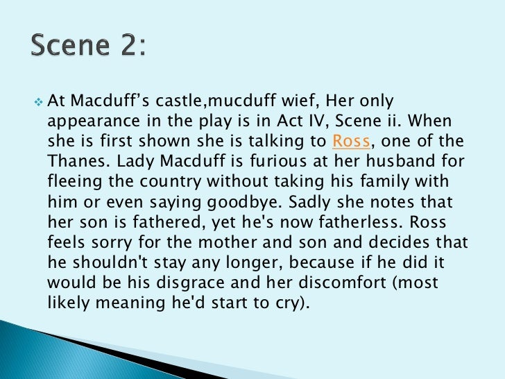 macbeths passage act 2 scene 1 Macbeths murder of duncan is a sensible crime, not because it's practical   focusing on the dagger scene in act 2, scene 1, this essay shows how criminality  becomes  dressed to find anything in this passage that describes the dagger  as a.