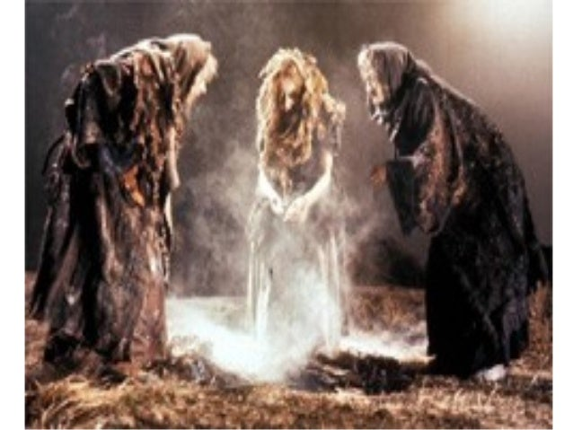 essay on the 3 witches in macbeth Distortions through deception in macbeth in william shakespeare's play macbeth, macbeth, lady macbeth and the three witches destroy lives by their acts of deceit to create corruption more macbeth essays.