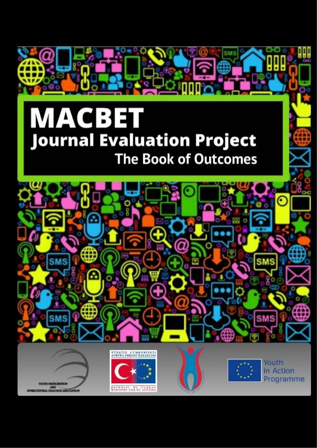 """MACBET Journal Evaluation """"The Book of Outcomes"""""""