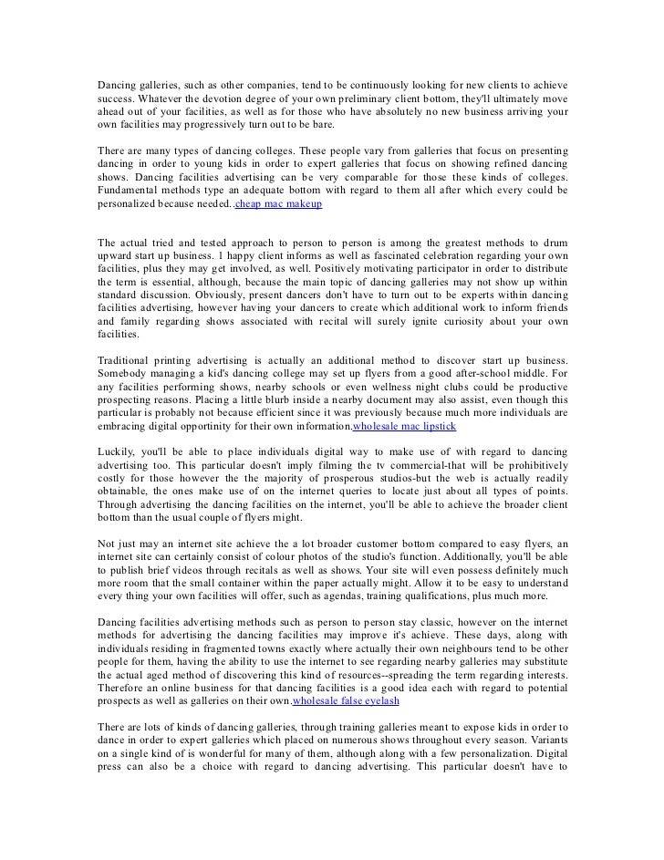 mac cosmetics research paper