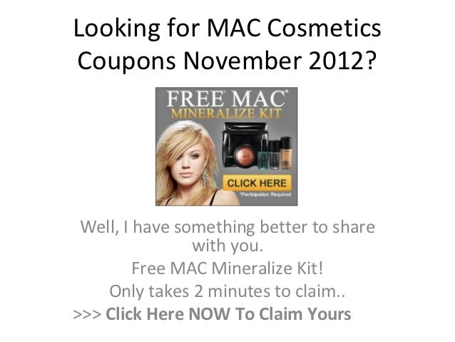 Mac coupon codes