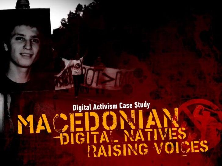 Macedonian digital natives raising voices - by Mite Kuzevski #BlogOpen Novi Sad, Serbia