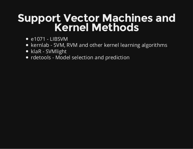 thesis pac or kernel or svm or learning or algorithms