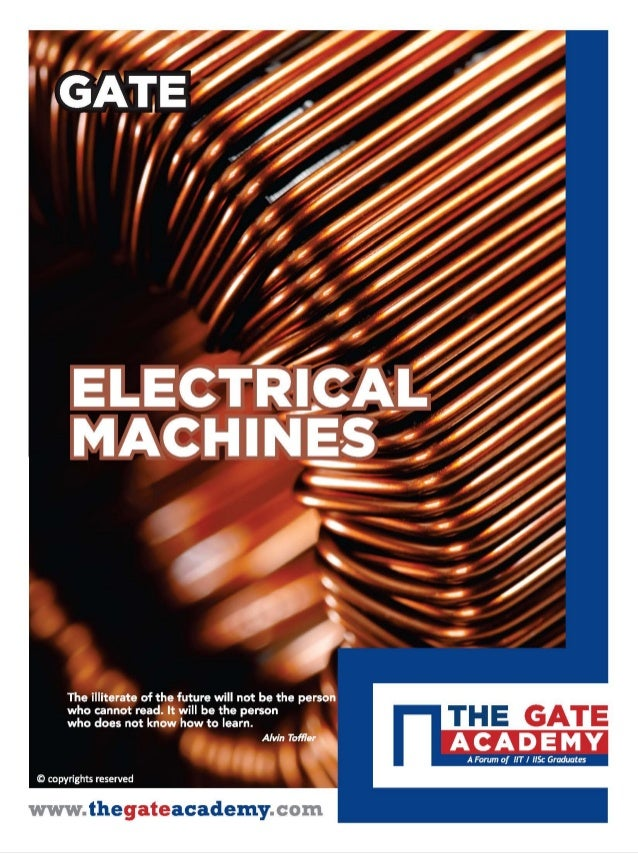 electrical and electronics engineering machines the