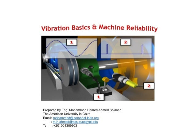 machine tool vibration analysis
