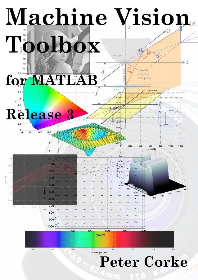 Machine Vision Toolbox for MATLAB (Relese 3)