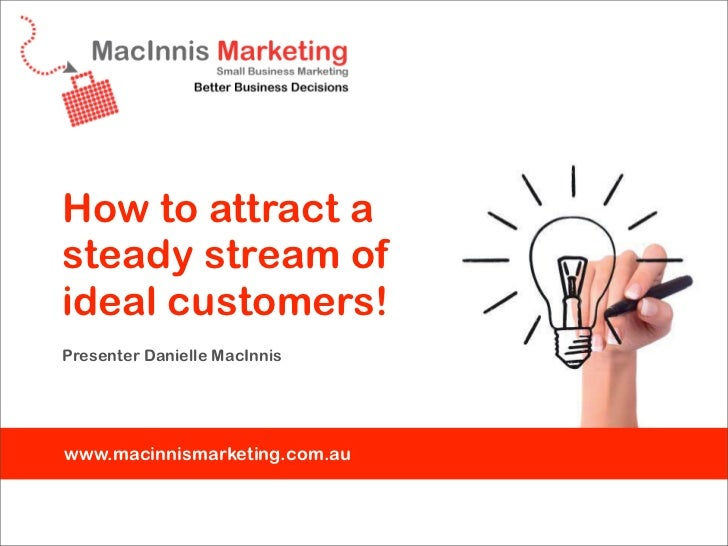 Mac Innis Marketing Presentation