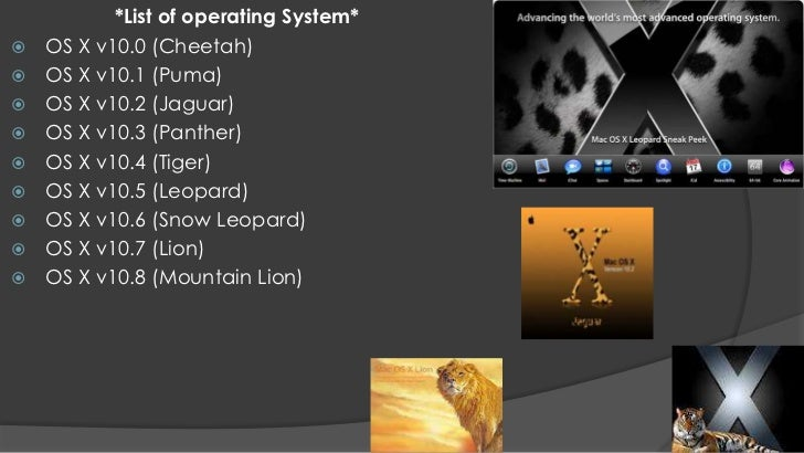 Powerpoint presentation for mac os x panther