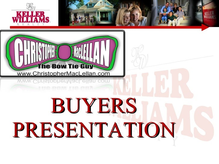 Mac Lellan Buyers Presentation