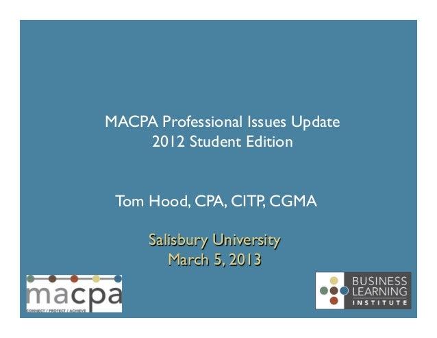 Accounting Careers - MACPA -