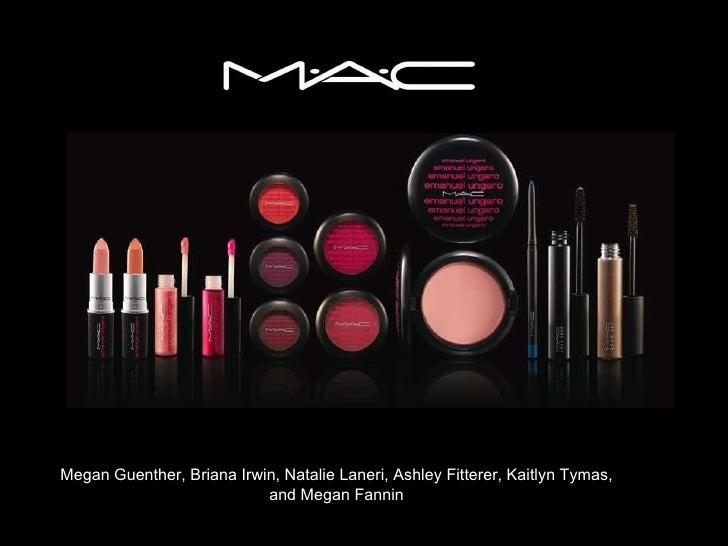 Make up art cosmetics or mac cosmetics marketing essay