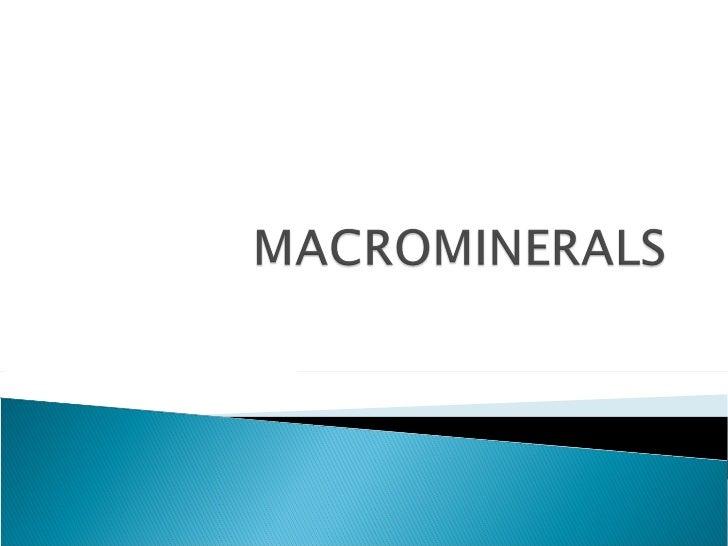 Macrominerals2