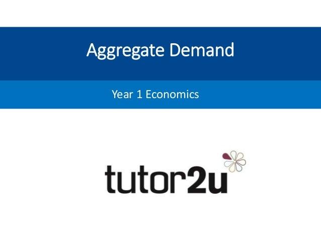 AS Macro Revision  Aggregate Demand Spring 2014