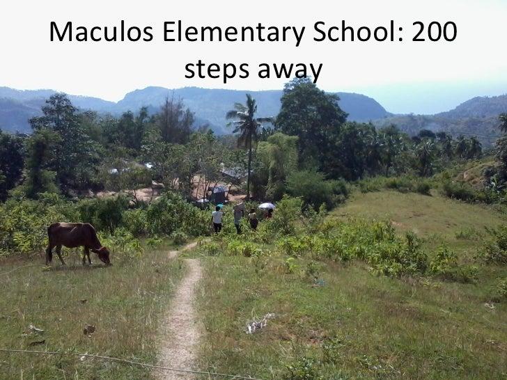 Maculos Elementary School