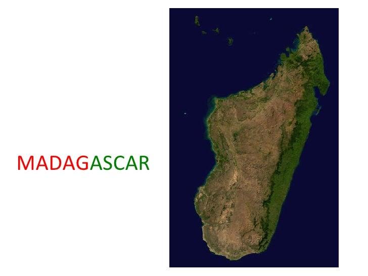 MADAG ASCAR