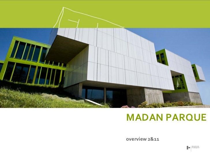 Madan Parque 2011