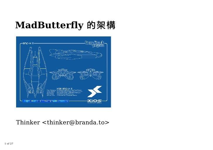 MadButterfly Programming Model