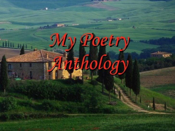 Maddison\'s Poetry Anthology
