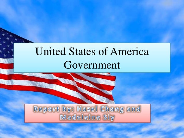 United States of America Government