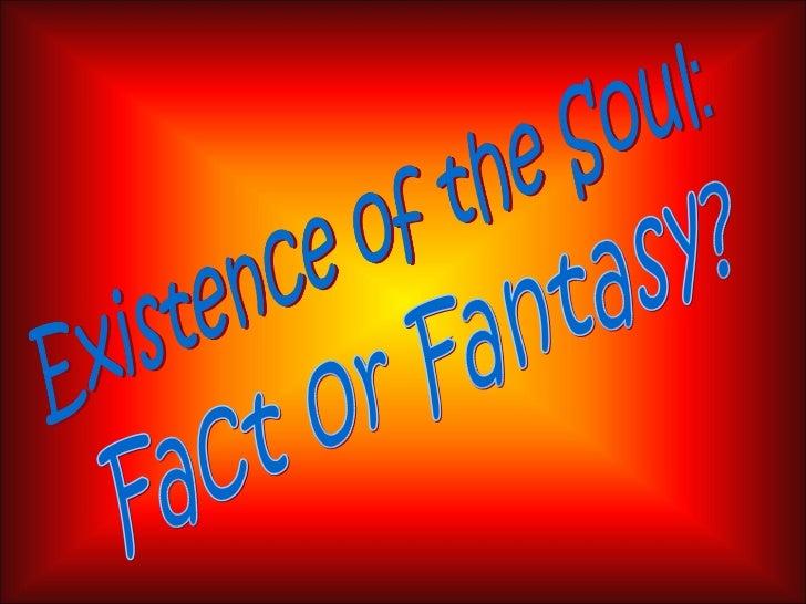 Fact or Fantasy?