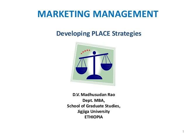 Madhu place strategies